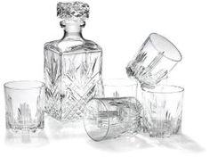 Amazon.com: Bormioli Rocco Selecta 7-Piece Whiskey Gift Set: Kitchen & Dining