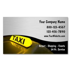 Taxi business cards make your own business card with this great taxi business cards new make your own business card with this great design all colourmoves