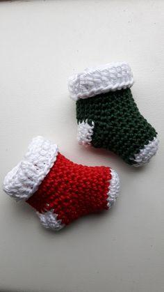 kleine kerstsokjes