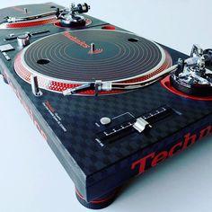 Custom Technics MKII x Q.Bert Concorde #scratch #scratching #turntable #turntablism #turntablist #dj #djing #djgear #realdjing #clubdjing #djbooth #artofdj #vinyl #vinyllover #vinylrules #music #studio #homestudio #skillz #accuracy #digitaldjing #digitaldj #concorde #denmark #vinylpreservation #technics #mkii #custom by ortofon_dj http://ift.tt/1HNGVsC