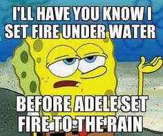 I love when you take dumb SpongeBob  moments and make them dumber.