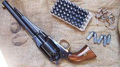 Making paper cartridges 1858 Remington