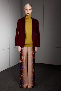 Ports 1961 #pants #prints #transition #floral