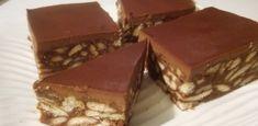 Luxusní: Nepečené čokoládové řezy pro každou příležitost