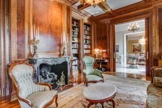 Deal Of The Week: Palatial Manor On 29-Acres For $8.9-Million (PHOTOS) | Pricey Pads