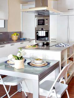 Las mejores #cocinas con #isla