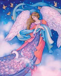 Are you looking for Beautiful Angel Jigsaw Puzzles? You'll find plenty of angel jigsaw puzzles in a variety of sizes and piece counts. D N Angel, My Guardian Angel, Angel Wings, Angel Artwork, Angel Guide, Angel Drawing, Angels Among Us, Angel Pictures, Angels In Heaven
