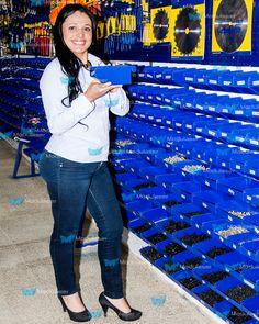 Tornilleros metálicos, ideales para organizar, almacenar, clasificar y exhibir tornillería, herrajes, accesorios, herramientas y demás productos de tu establecimiento comercial. Te brindamos asesoría personalizada, Te esperamos! Tel: 4145213 en Bogotá.