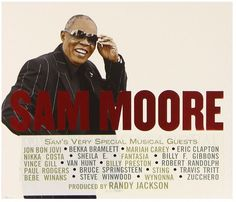 Rock and Roll Hall of Famer and Grammy award winner #SamMoore has created an astonishing new solo album that showcases his timeless talent and versatility. #OvernightSensational is the one and only #SoulMan singing some amazing material with such guests as #EricClapton, #WynonnaJudd, #BruceSpringsteen, #TravisTritt and more. #CD #Soul #SamAndDave