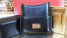 S.+T.+DUPONT+LIGHTER+~+LEATHER+CASE++~+NEW+~+HALLMARKED+-+BEAUTIFUL+!!!