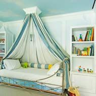 love this little boy's room!