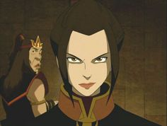 Azula is a fictional character and antagonist of Nickelodeon's animated television series Avatar: The Last Airbender. Description from quazoo.com. I searched for this on bing.com/images