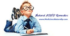 Natural ADHD Remedies - Adults and children finding ADHD symptom relief through natural remedies. #adhd #adhdremedies