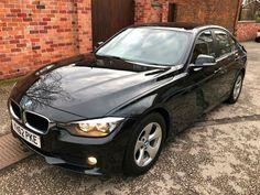 BMW 320 2.0TD d Efficient Dynamics 2013MY d EfficientDynamics, 1 OWNER CAR, FDSH Bmw Cars For Sale, Vehicle Inspection, Black Exterior, Alloy Wheel, Car Audio, Rear Seat, Cool Cars