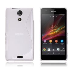 S-Line (Gjennomsiktig) Sony Xperia ZR Deksel Galaxy Phone, Samsung Galaxy, Sony Xperia, Line, Fishing Line
