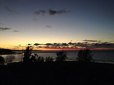 Sunsets and clear lakes in the Petoskey Area!  #PetoskeyArea  http://www.PetoskeyArea.com