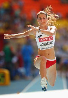 ポーランドの陸上アスリート、アンナ・ヤガチャック選手はその美しさにも注目が集まりそう。リオデジャネイロオリンピック・リオ五輪2016