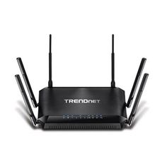 TRENDnet TEW-828DRU AC3200 DD-WRT Gigabit Tri-Band Wi-Fi Router  Amazon HOT Deals Today has the lowest price deal for TRENDnet TEW-828DRU AC3200 Gigabit Tri-Band Wi-Fi Router $139. It usually retails for over $239, which makes this a Hot Deal and $100 cheaper than the retail price. Free ...