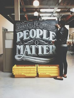 peoplematter full 20 Examples of Typography   Part 10