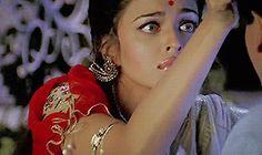 Aishwarya Rai in Devdas as Paro