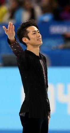 ソチのヒーロー:高橋大輔 (フィギュアスケート)
