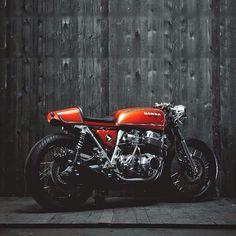 '75 Honda CB750 by Twinline Motorcycles.