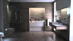 Decrease risk of falls. Will plan for this soon! Kohler - Elevance Rising Wall Bath - Aging in Place Design - a must-have in our future home! Kohler Bathroom, Handicap Bathroom, Bathrooms, Walk In Bath, Bathroom Design Inspiration, Aging In Place, Classic Bathroom, Construction, Room Planning