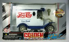 Pepsi Cola 1929 Ford Die Cast Delivery by WeStartedWithAMouse Truck Tattoo, Bank Branding, Pink Truck, Little Blue Trucks, Pepsi Cola, Truck Accessories, Fire Trucks, Baby Shower Parties, Piggy Bank
