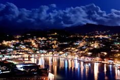 Caranage at Night - Grenada That is it, right there...what has stalked me in my dreams