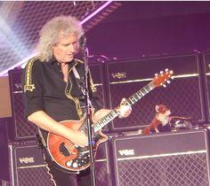 Brian May,Fox and Badger 2015/2/10 - Milan:勇気凛々