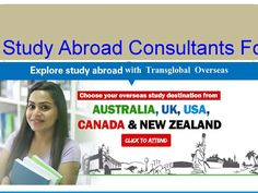 Study abroad consultants for new zealand  Veritable central inspirations driving Study abroad in New Zealand are the work place gave by government polytechnic to their understudy. Government polytechnics see a focal part while filtering for occupation in New Zealand. Understudy have sound to pick their own particular University and course before applying understudy visa for New Zealand.  Visit at : http://www.transglobaloverseas.com/