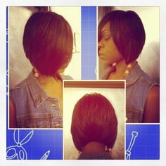 Bob – quick weave http://nulook.storenvy.com/