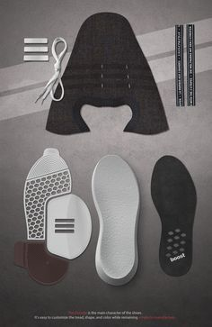ADIDAS NMD_Omega on Behance