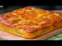 Hungarian Recipes, No Cook Desserts, Apple Recipes, Flan, Cake Cookies, Bakery, Food And Drink, Pizza, Sweets