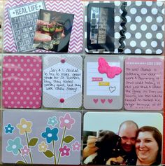 Project Life Week 11 pg 2 - Scrapbook.com