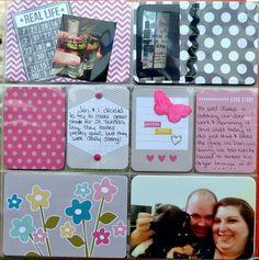 Project Life Week 11 pg 2 - Scrapbook.com