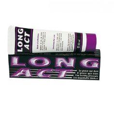 Long Act crema retardante eyaculación - 856