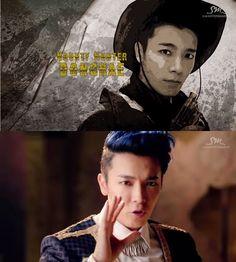 Super Junior - Mamacita MV DongHae