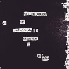 Newspaper Blackout Poetry