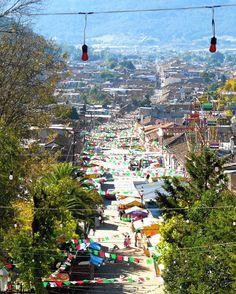 San Cristobal de las Casas, Chiapas. Marissa Hoffman