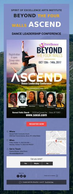 Beyond the Four Walls Ascend Conference