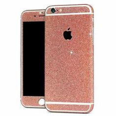 Rose Gold Glitter Decal Full Body Stickers for iPhone Iphone Phone Cases 2ec4ee3fa