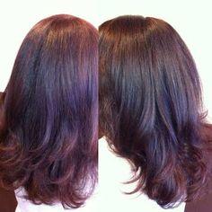 place hair gloss salon