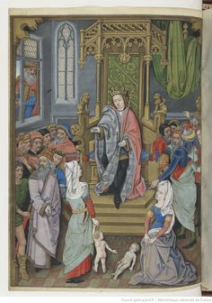 [34v] Horae ad usum Parisiensem 1475-1500 (The Hours of Charles d'Angoulême)
