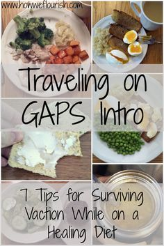 Traveling on GAPS Intro