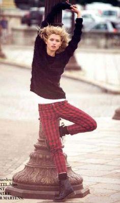 """Vogue Paris September 2013 """"Parisiennes"""" by David Bellemere"""