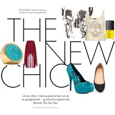 The New Chic, created by christina-chrysandrea on Polyvore