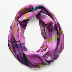 Coach :: Infinity Scarf    ...this is going to get so much wear. I love it already. The colors are perfect.