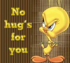 Best Cartoon Characters, Looney Tunes Characters, Favorite Cartoon Character, Funny Birds, Cute Funny Animals, Cute Quotes, Funny Quotes, Tweety Bird Quotes, Cartoon Quotes