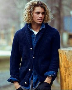 , click now for info. Long Curly Hair, Curly Hair Styles, Natural Hair Styles, Long Hair Guys, Gorgeous Men, Beautiful People, Jay Alvarrez, Colored Curly Hair, Hair Journey